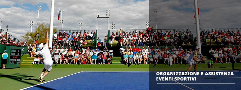 Organizzazione e assistenza eventi sportivi